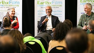 EarthxFilm Event Speaker Session