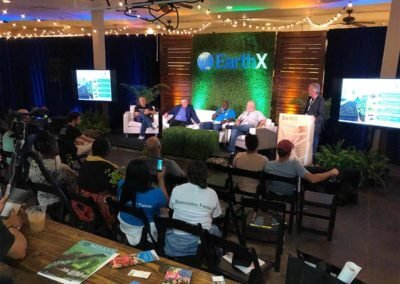 EarthxConference Green Speaker Series Earthx2019 Panel