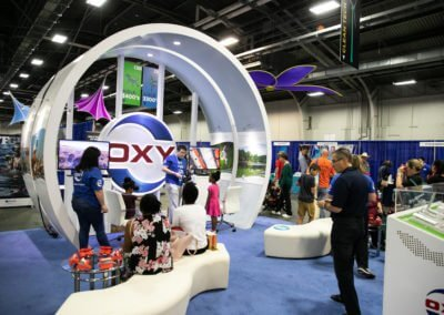 EarthX 2019 at Fair Park in Dallas, Texas.
