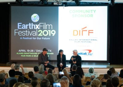 EarthxFilm Dallas Film Festival EarthX 2019 at Fair Park in Dallas, Texas.