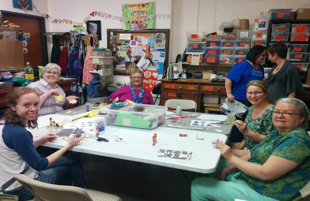 December Craft Night: Nesting Boxes EarthX Community Events